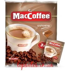 Напій розчинний MacCoffee Карамель (MacCoffee Caramel) 18г (10х50 )