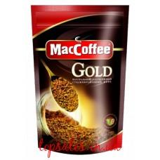Кава розчинна МасCoffee Gold дой-пак 75 г (12 уп.)