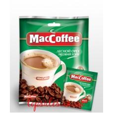 Напій розчинний MacCoffee Лісовий горіх (MacCoffee Hazelnut) 18г (10х50 )