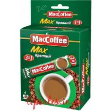 Напій розчинний MacCoffee 3в1 MAX Strong (ШБ)  16г (20х20)