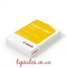 Папір офісний А4 Yellow Label Print 500 арк. Canon