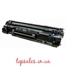 Лазерний картридж HP 83A LJ M127FN/ M127FW BLACK (CF283A) (перешопроходець-регенерований)