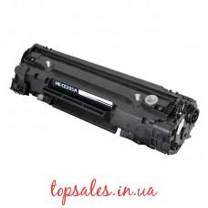 Лазерний картридж HP 85A  Black (Чорний)(CE285A) (перешопроходець-регенерований)
