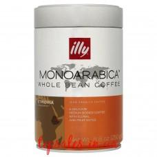 Кава в зернах ILLY ETHIOPIA MONOARABICA з/б (в зернах ILLY ETHIOPIA MONOARABICA з/б),(6*250г)