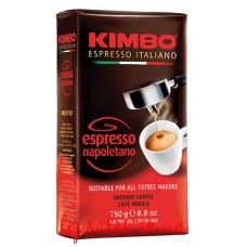 Кава мелена Kimbo Espresso Napoletano 250 GR BAG