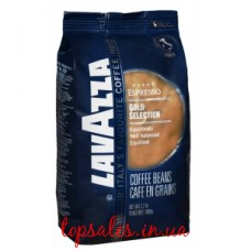 Кава в зернах Lavazza Gold Selection( Кофе в зернах Lavazza Gold Selection), 1 кг