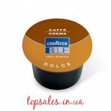 Кава мелена Lavazza Blue Caffe Crema Dolce ( Кофе мел. Lavazza Blue Caffe Crema Dolce ), 100 шт. (капсули)