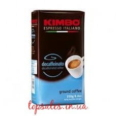 Кава мелена Kimbo Espresso Decaff 250GR BAG