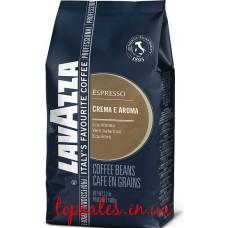 Кава в зернах Lavazza Crema e Aroma Espresso (Кофе в зернах Lavazza Crema e Aroma Espresso), 1 кг