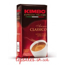 Кава мелена Kimbo Aroma Classico 250g GR BAG