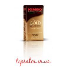 Кава мелена Kimbo Aroma Gold 100% Arabica 250 GR BAG