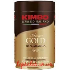 Кава мелена Kimbo 100% Arabica 250g GRND TIN