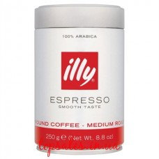 Кава мелена ILLY normal з/б, ( Кофе мол.ILLY normal з/б,)(12*250г)