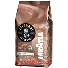 Кава в зернах Lavazza Tierra Intenso ( Кофе в зернах Lavazza Tierra Intenso), 1 кг