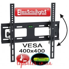 Кронштейни Electriclight LCD-907ST  (КБ-01-54)  нахил vesa 400*400
