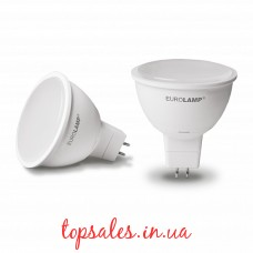 EUROLAMP LED Лампа ЕКО MR16 5W GU5.3 4000K